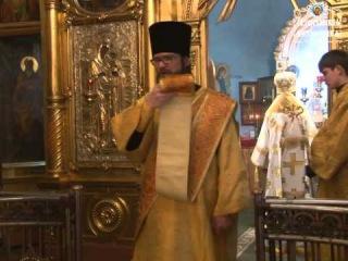 Архиерейское служение в день памяти свт. Гурия Казанского