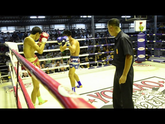 Pansak vs Phetsanguan 70kg Title @ Yokkao Thepprasit Boxing Stadium