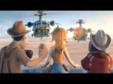 Тед Джонс и Затерянный город (Мультфильм, 3D/ Испания/ 0+)