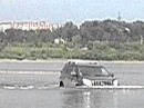 ЛК Прадо 150 преодоление брода