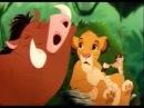 Le Roi Lion,Timon Pumba ( Simba)- Hakuna Matata
