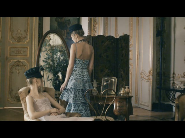 ULYANA SERGEENKO COUTURE SS16 Fashion Film