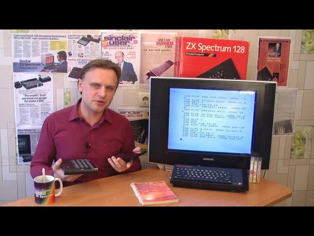 Квантовый скачок Синклера Sinclair QL Linus Torvalds