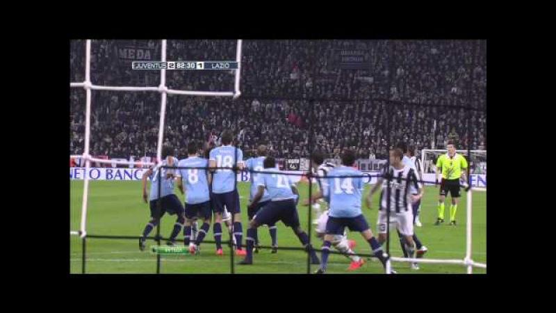 Alessandro Del Piero. Juventus 2-1 Lazio