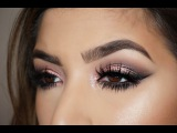 Romantic Smokey Eyes  Urban Decay Naked 3 Palette