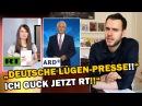 Deutsche LÜGEN-PRESSE!! Ich guck jetzt RT!! ARMES DEUTSCHLAND