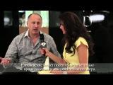 Елена Север  Elena Sever  Fashion TV Интервью с Cesare Casadei