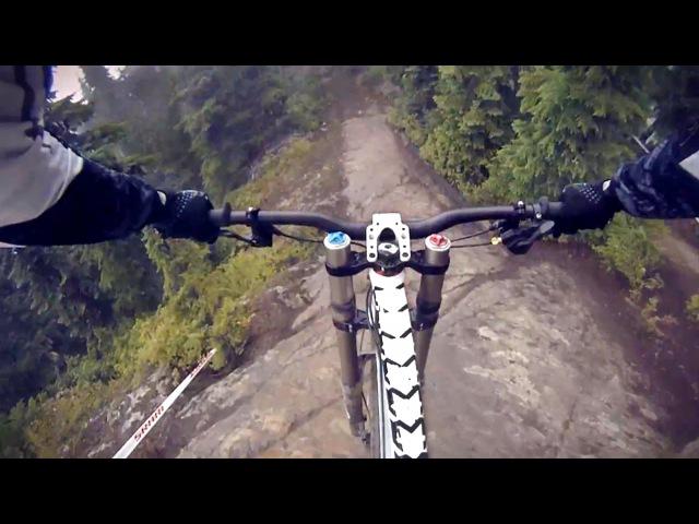 GoPro HD HERO Camera: Crankworx Whistler - Dual Slalom Finals Garbanzo DH Preview