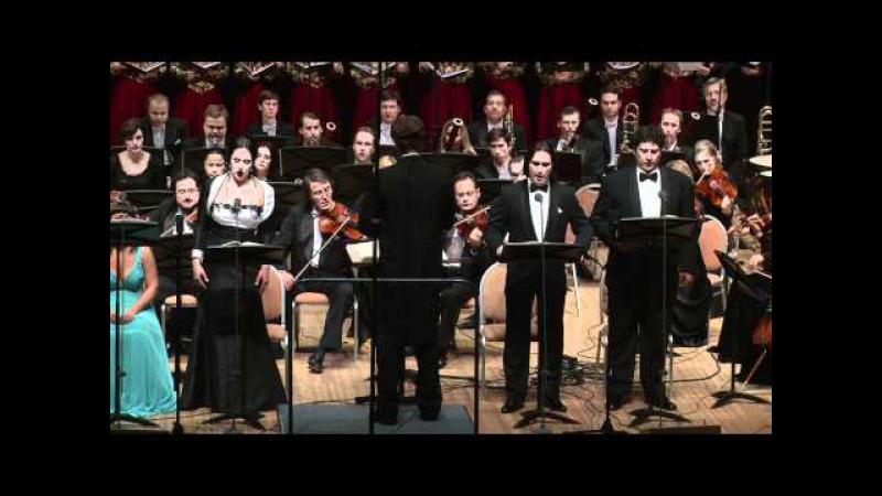 G.Verdi. REQUIEM. №6. Lux aeterna. 7. Libera me