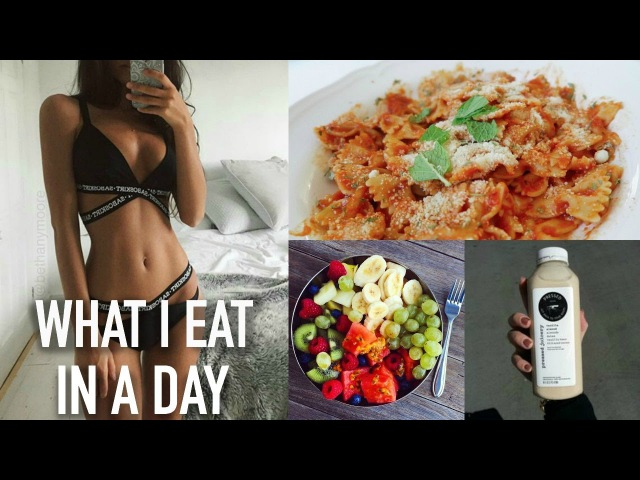 WHAT I EAT IN A DAY | Nil Sani