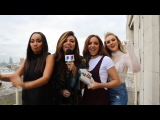 Little Mixs Shout Out To My Ex enters at Number 1 on the Official UK Singles Chart