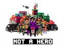 NOT A HERO [Android] на геймпаде EXEQ RENEGADE
