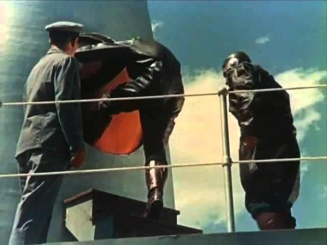 Дорога к звездам 1957 научно-фантастический киноочерк режиссёр Павел Клушанцев