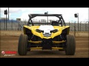 Yamaha YXZ1000R Takes On The Oval
