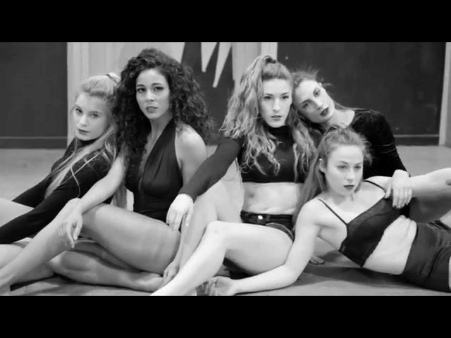 SIA BIG GIRLS CRY choreography by Fred JEAN-BAPTISTE