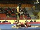 Wushu Sanshou 60kg Men's Championship 2012 Li Xin Jie Hà Nam vs Kong Hong Xing Trịnh Châu