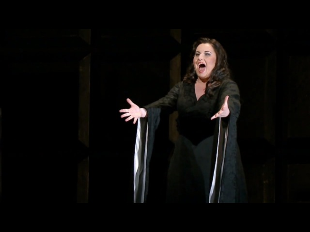 Macbeth - 'Vieni! t'affretta!' (Liudmyla Monastyrska, The Royal Opera)