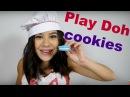 Play-Doh Oreo cookies DIY.
