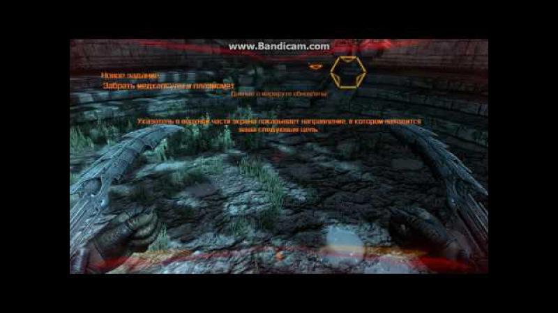 Прохождение alians vs predator (хищник) часть 1