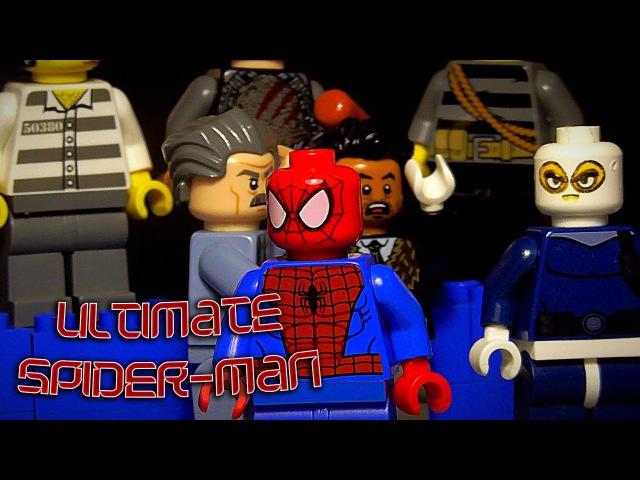 Lego Ultimate Spider-Man (Season 1:Episode 4)