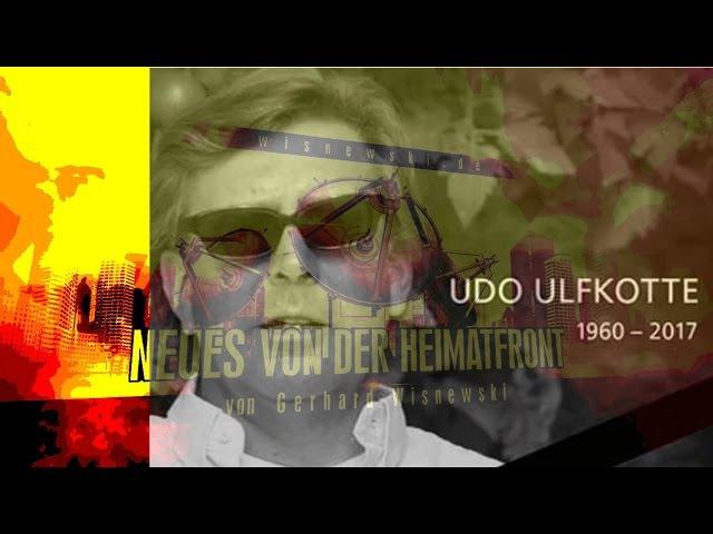 Plötzlicher Tod: Woran starb Udo Ulfkotte?