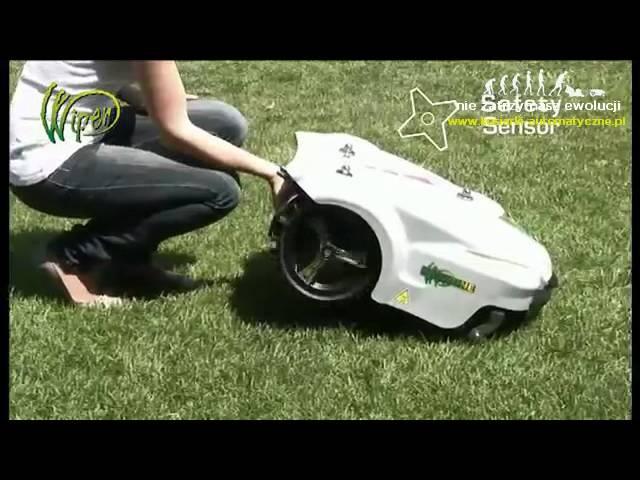 Wiper One X, XH | kosiarka robot | kosiarka automatyczna | lawnmower robot | DAV-POL