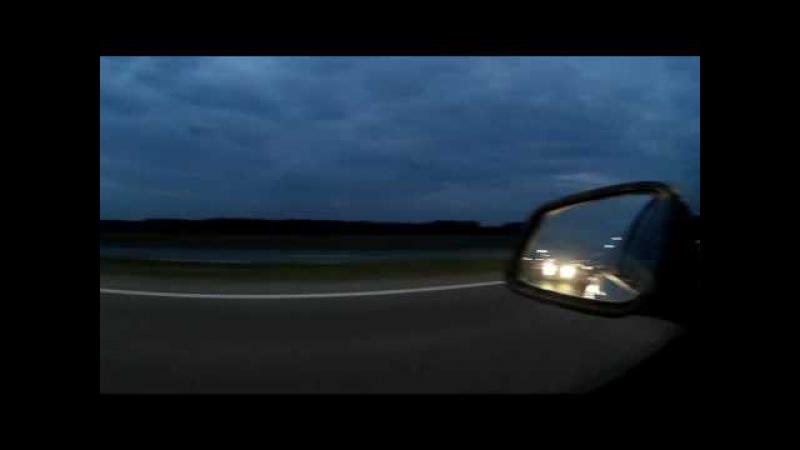 BMW 116i vs Kia Ceed GT. Roll from 40 km\h