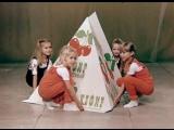Реклама кефир фруктовый - СССР1982г.