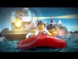 LEGO® CITY-Побег из тюрьмы на острове.