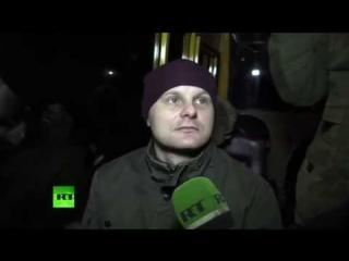 ПЛЕННЫЕ Власти ДНР передали Киеву последнюю группу военнопленных
