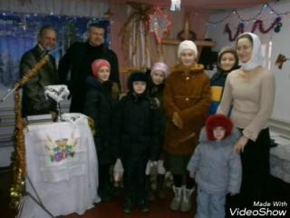 Рождество Христово в церкви Иисуса Христа Назорея