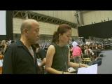 Joe Hisaishi in Budokan Подготовка шоу