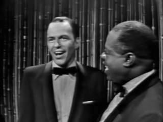 Frank Sinatra and Louis Armstrong - Birth of the Blues