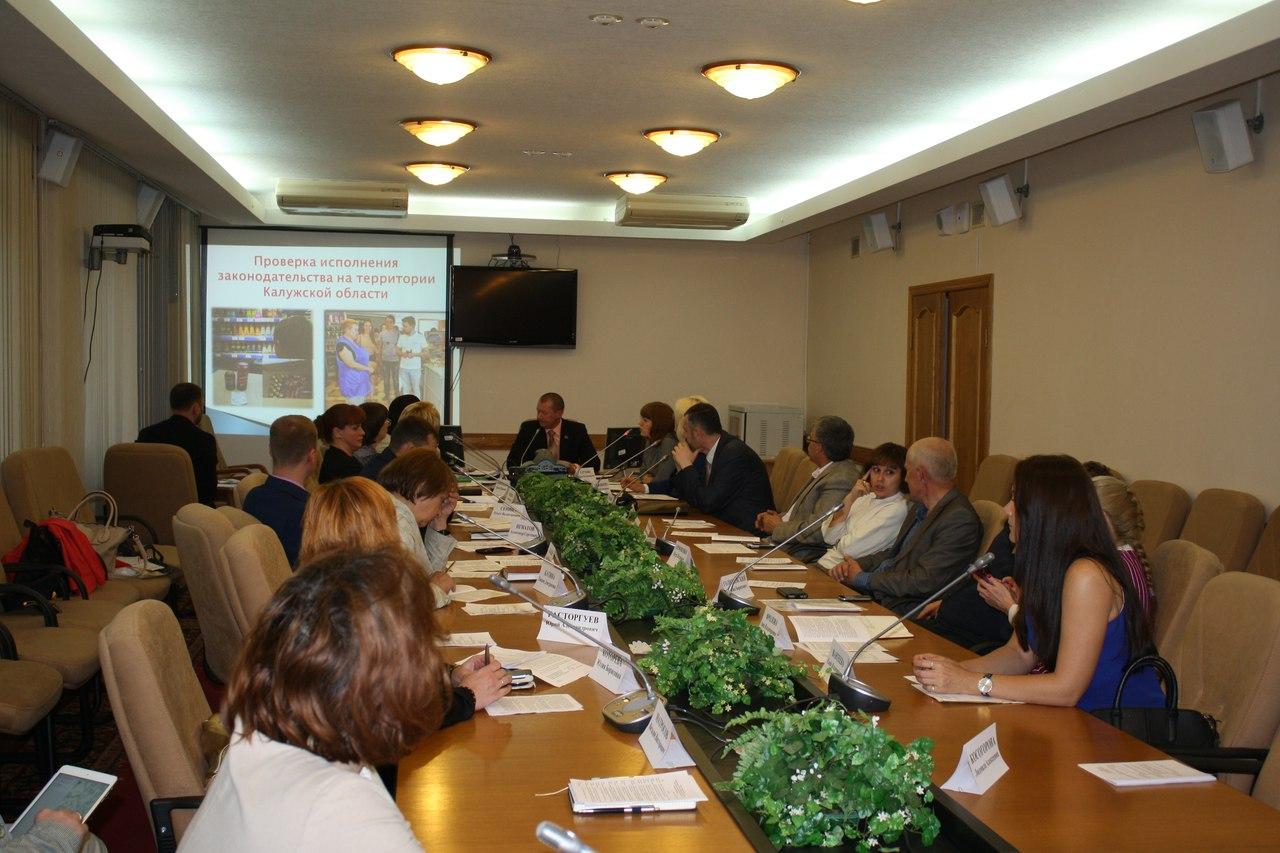 Молодежный парламент поделился опытом работы по правовому просвещению граждан
