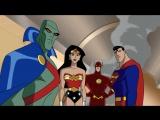 s2e12 - A Better World (Part Two) | Justice Leagues / Лига Справедливости - 12 серия, 2 сезон