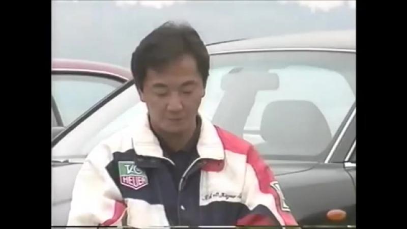 Mazda Lantis - 323F on Best Motoring 1994-02