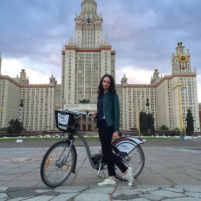 Василиса Баранова