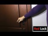 Примеры установки скрытых замков Red Lock.