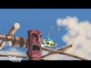 Анонс мультфильма Новые приключения Стича (Канал Disney, август 2014)
