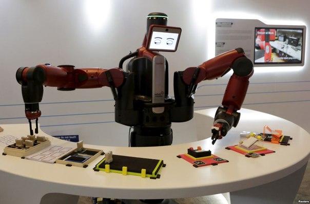 В Китае открылся первый парк роботов