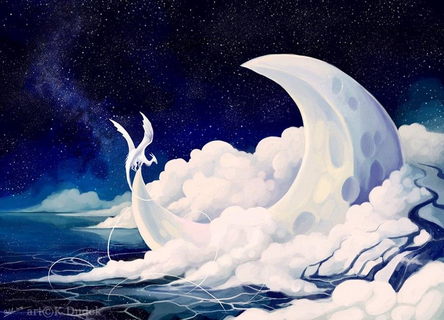 Лунная сказка