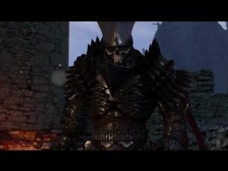 Эпический трейлер игры Ведьмак 3_ Дикая охота (на русском)