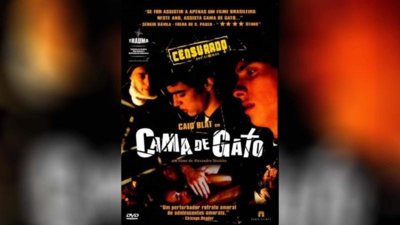 Колыбель для кошки (2002) | Cama de Gato