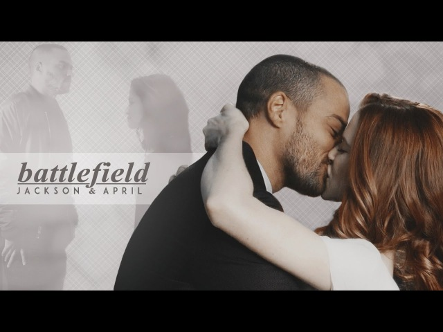 Jackson and April | Анатомия страсти | Grey's Anatomy (2005)