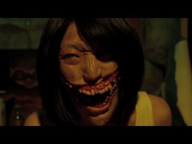 Kuchisake-onna Returns - трейлер 1