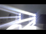 ADJ Crazy 8 Stage Lights disco lighting Beam Moving Heads  wholesales