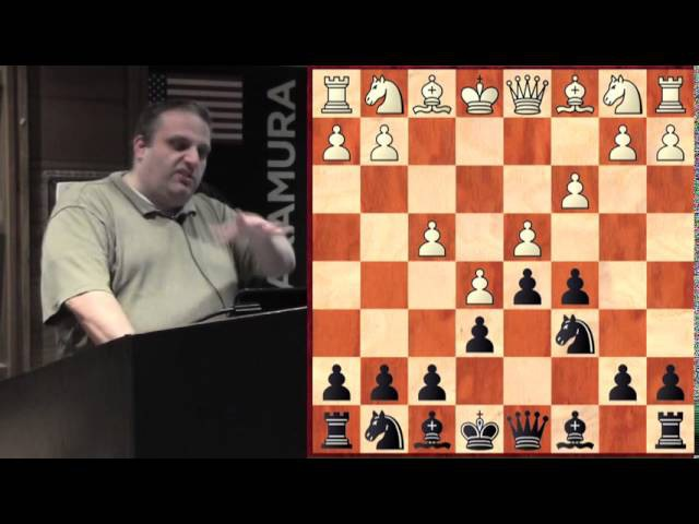 The Legend: Paul Morphy - GM Ben Finegold - 2014.12.18