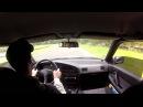 1993 Legacy turbo - onboard- Monte Písek 29.9.2012