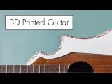 The Bodysnatcher 3D Printed Guitar