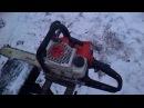 Саморобна пилорама (бензопила STIHL MS 180).Homemade sawmill (chainsaw STIHL MS 180) Review